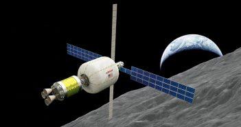 Stacja Bigelow Aerospace wokół Księżyca?