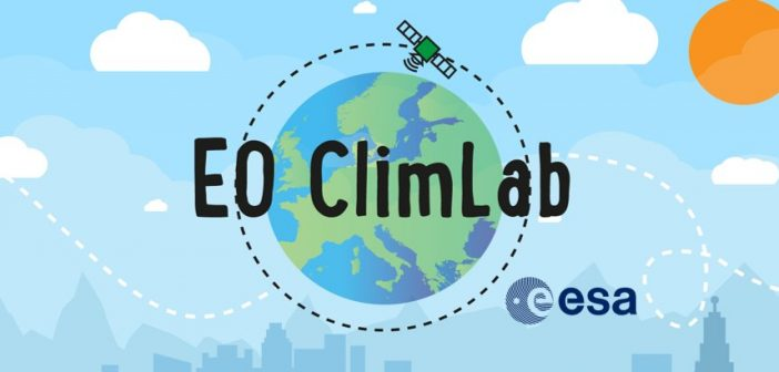 EO ClimLab – new source of knowledge on climate change