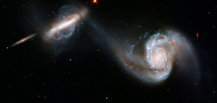 Połowa brakującej materii Wszechświata odnaleziona