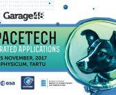 Space hackaton in Tartu (Estonia) – 3th-5th Nov 2017