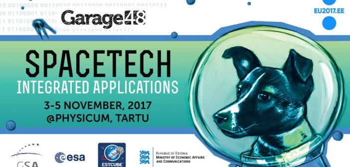 Space hackaton in Tartu (Estonia) – 3th-5th Nov 2017