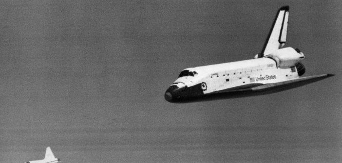 14 IV 1981 – lądowanie STS-1