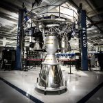 Silnik Merlin - zdjęcie z 2014 roku / Credits - SpaceX