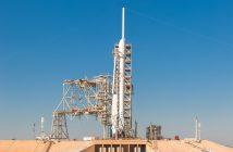 Rakieta Falcon 9R z satelitą Zuma - zdjęcie z 17 listopada / Credits - Trevor Mahlmann