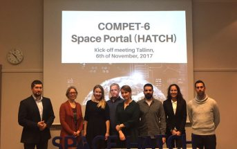 Konsorcjum Projektu HATCH na Kick Off Meeting / Credits - Blue Dot Solutions