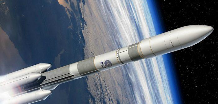 Dalsze wsparcie ESA dla Ariane 6