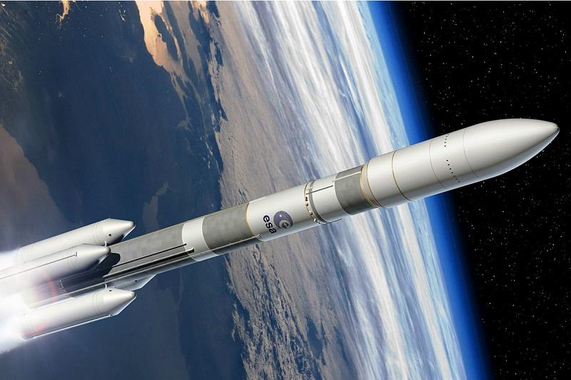 Wizualizacja rakiety Ariane 6 / ESA