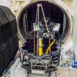 JWST opuszcza komorę termiczno-próżniową / Credits - NASA