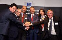 Podpisanie kontraktów na DIAS / ESA