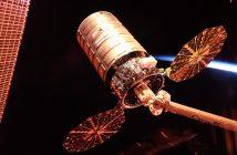 Cygnus OA-8 podczas odłączania od ISS. Zdjęcie astronauty NASA - Randy'ego Bresnik'a / Credits - NASA