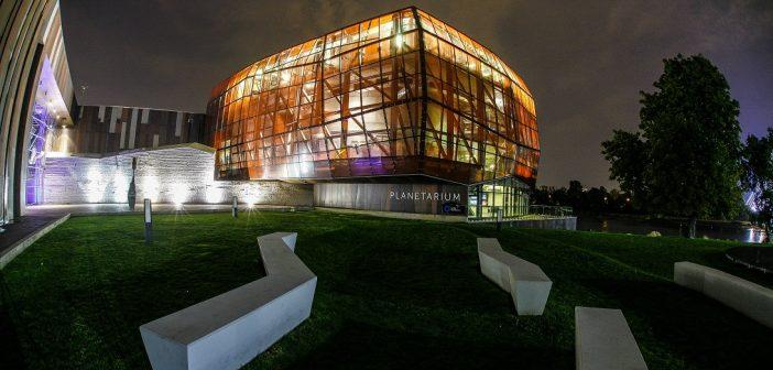 Wydarzenia w Planetarium Centrum Nauki Kopernik