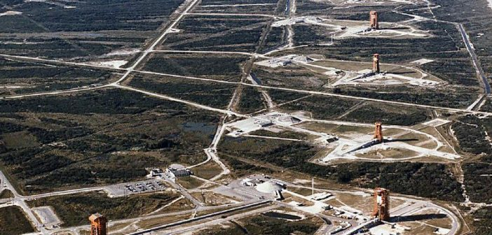 Możliwe loty na orbity polarne z Cape Canaveral