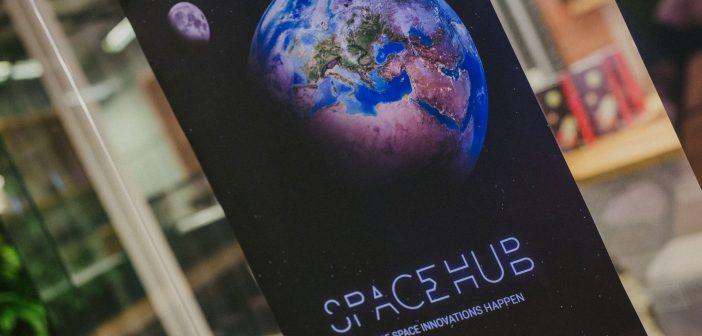 Otwarcie SpaceHub w Warszawie
