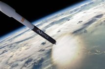 Wizja artystyczna rakiety PLD Space / Źródło: PLD Space