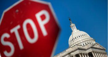 Government Shutdown / BRENDAN SMIALOWSKI/AFP/Getty Images