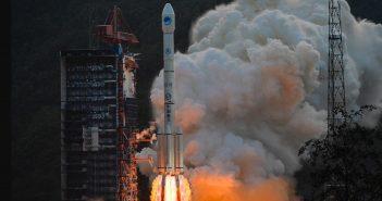 Udany chiński start z satelitami Beidou (12.02)