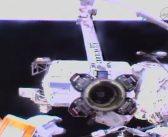 Spacer kosmiczny EVA-48