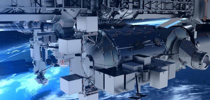 """Usługa """"wszystko w pakiecie"""" dla stacji kosmicznej"""