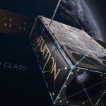 Wizualizacja satelity Intuition 1 / FP Space