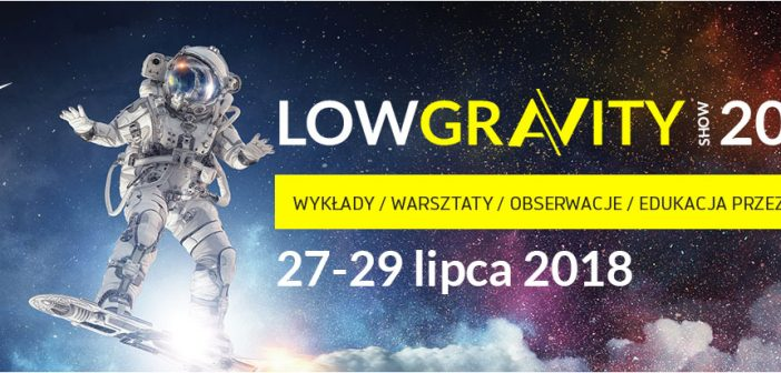 Low Gravity Show 2018