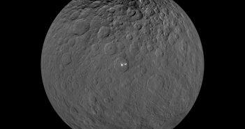 Ceres / Credits - NASA/JPL-Caltech/UCLA/MPS/DLR/IDA