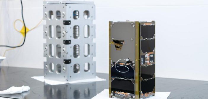 Satelita studencki PW-Sat2 zintegrowany
