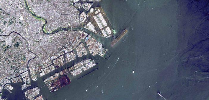 Tokio okiem Sentinela-2A z konstelacji Copernicus / Credits - ESA, CC BY-SA 3.0 IGO