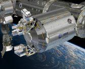 ASIM zainstalowany na ISS