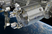 Instrument ASIM zainstalowany na module Columbus / Credits - ESA–D. Ducros