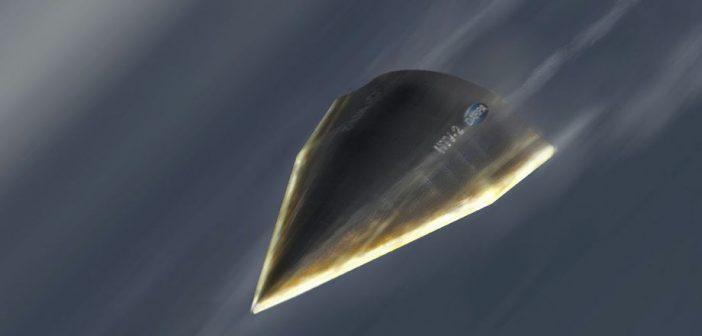 Kontrakt na prototyp broni hipersonicznej