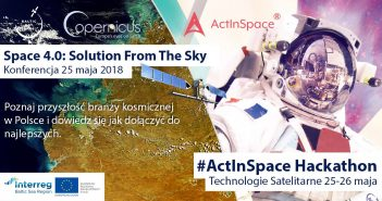 Space 4.0: Solution from the Sky