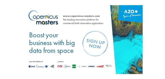 Rozpoczyna się konkurs Copernicus Masters 2018