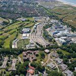 Ośrodek ESA ESTEC - zdjecie z 2016 roku / Credits - ESA, Jan Van Haarlem/Gallery Imaging bv