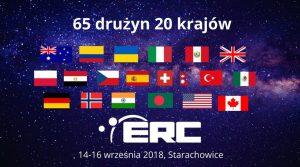 Jedna z grafik związanych z ERC 2018 / Credits - PlanetPR