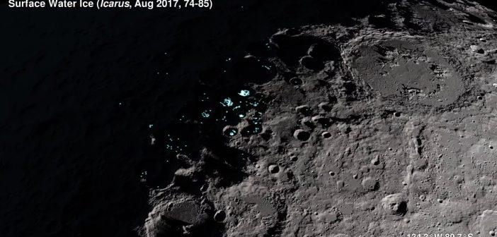 Wirtualna podróż po Księżycu dzięki LRO