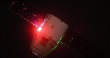 Dragon oddala się od ISS - misja CRS-14 / Credits - NASA
