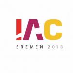 Logo IAC 2018 / IAF
