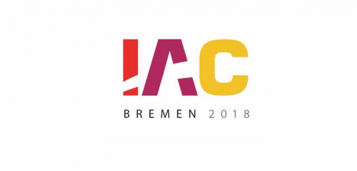 Blue Dot Solutions na IAC 2018 w Bremie