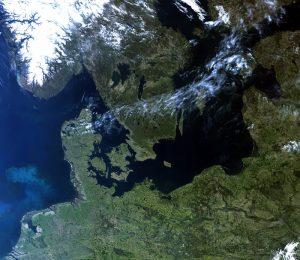Północna Europa / credits: EUMETSAT