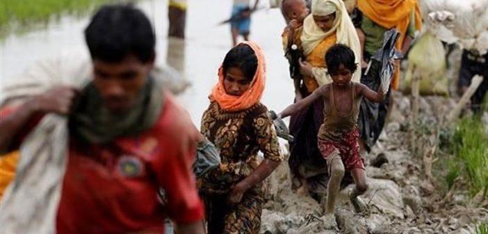 Eksodus ludu Rohingya / credits: Tasnim News Agency