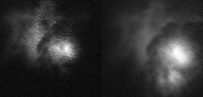 Pierwsze światło z ASIM / Credits - DTU Space