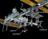 Cygnus OA-9 dotarł do ISS
