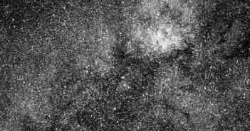 Pierwsze zdjęcie z teleskopu TESS / Credits - NASA