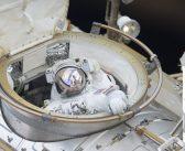 Udany spacer EVA-51 (14.06.2018)