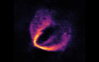 HD 163296 z danych teleskopu ALMA / Credits - ESO, ALMA (ESO/NAOJ/NRAO); Pinte et al.