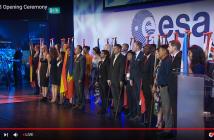 Kadr z Ceremonii Otwarcia ISU SSP18 / International Space University