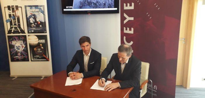 Creotech Instruments oraz ICEYE podpisały list intencyjny