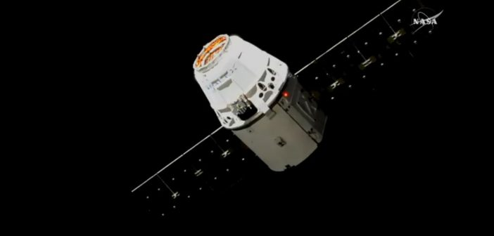Misja CRS-16 kapsuły Dragon
