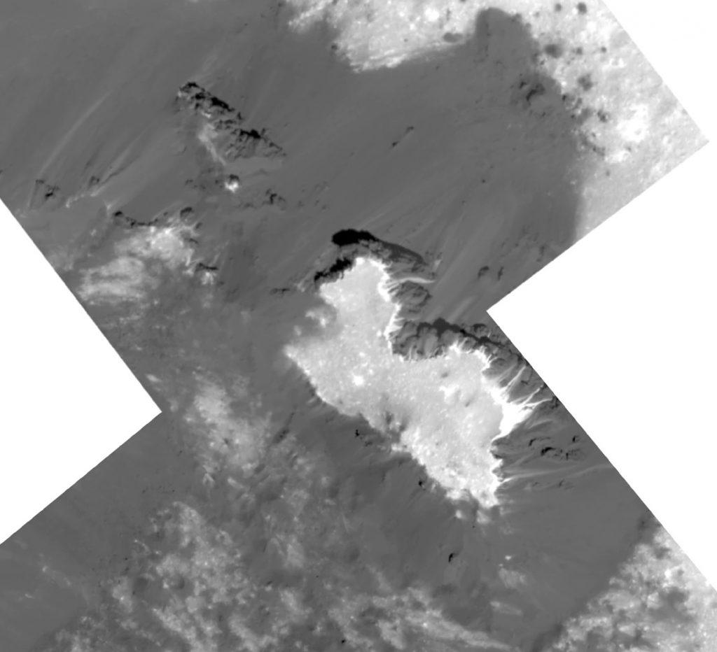 Cerealia Facula z bliska / NASA, JPL