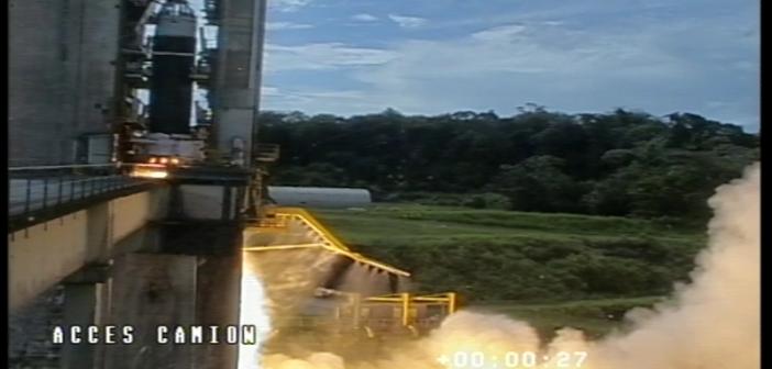 Udane testy silników rakietowych